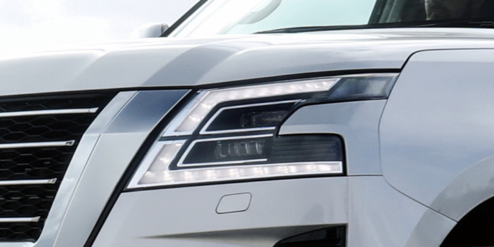NISSAN LEAF[Head lamp+Rear lamp]